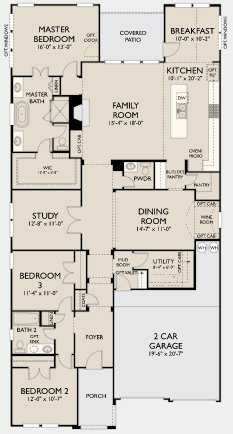 First Floor X