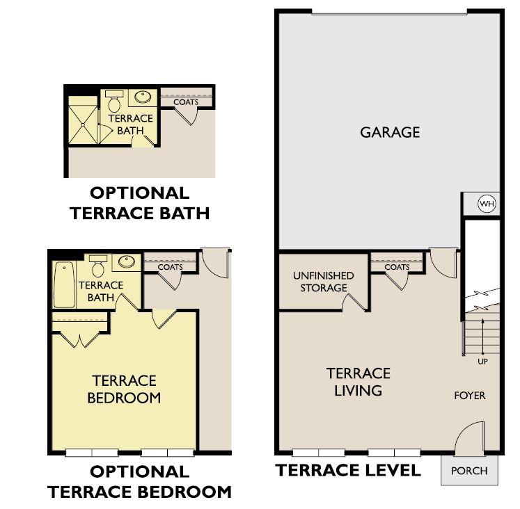 Third Floor Options